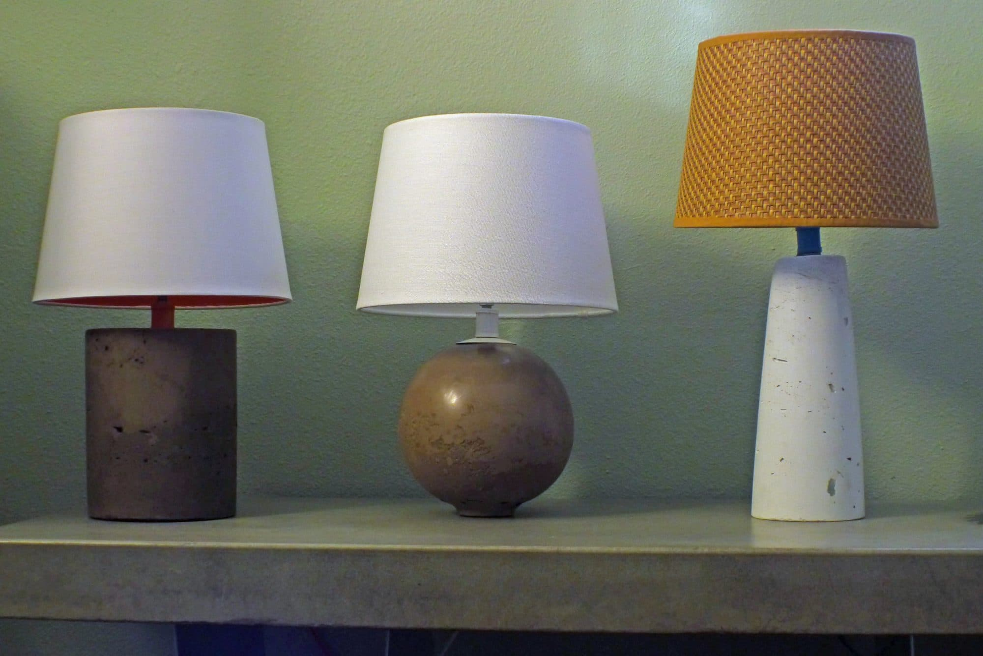 Concrete pete concrete lamps 12 geotapseo Choice Image