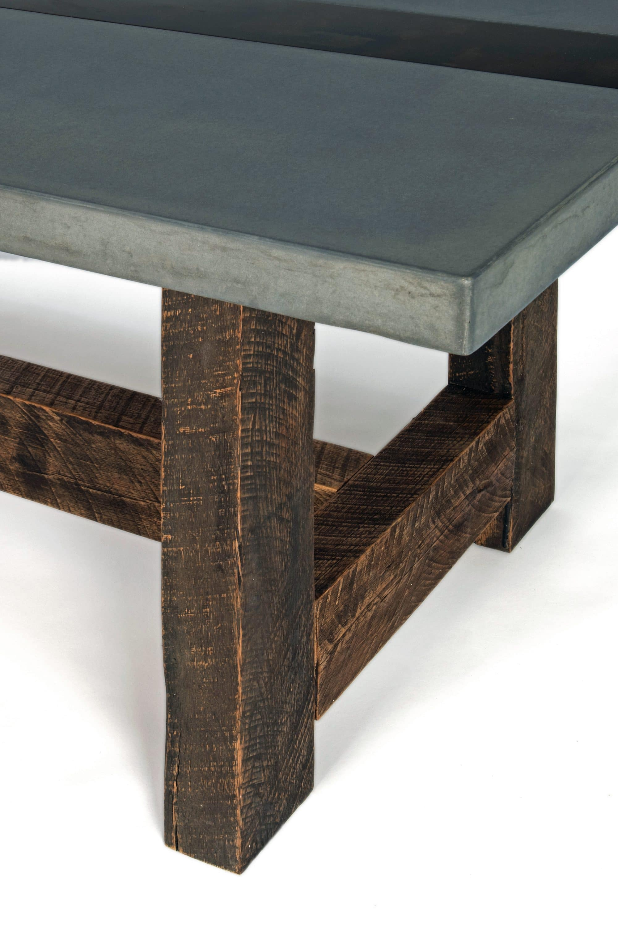 Reclaimed Table Base