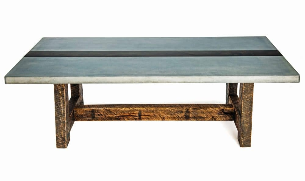 reclaimed base table