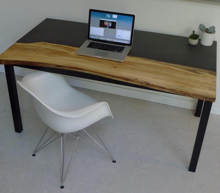 Elm desk