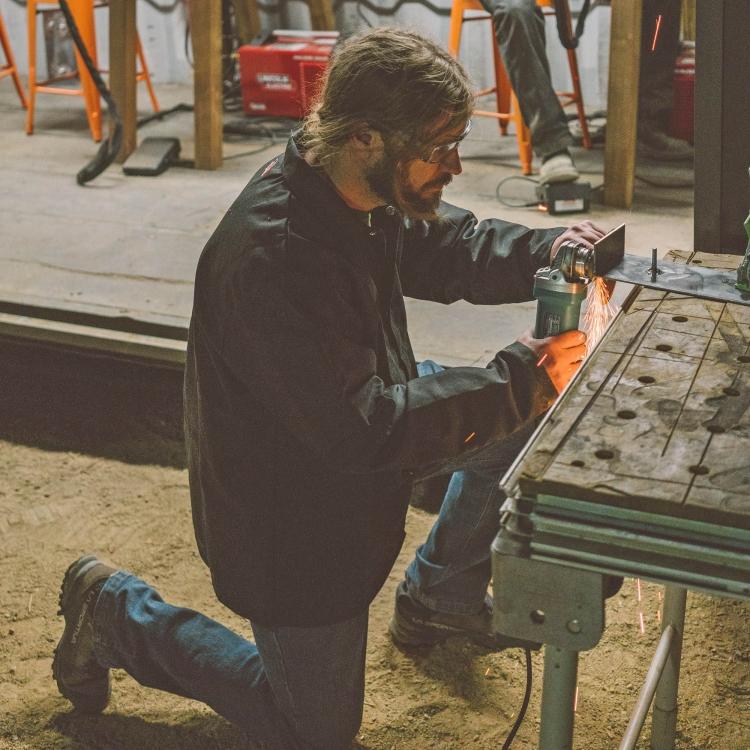 concretepete grinding