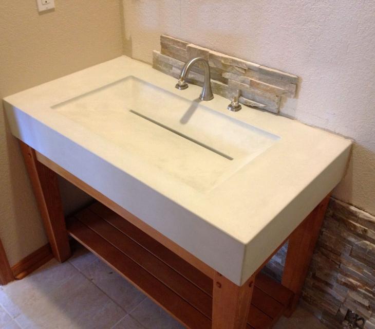 Betasso sink