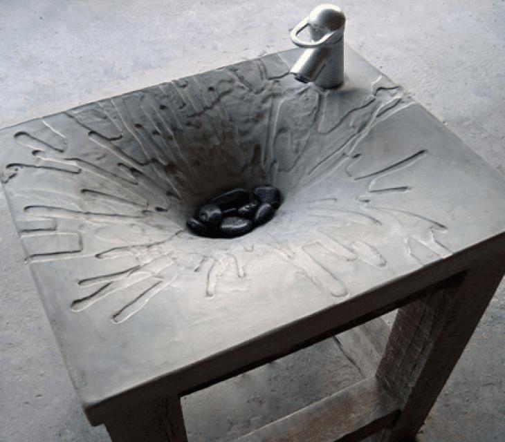 splash sink