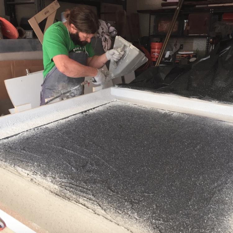 concretepete making concrete