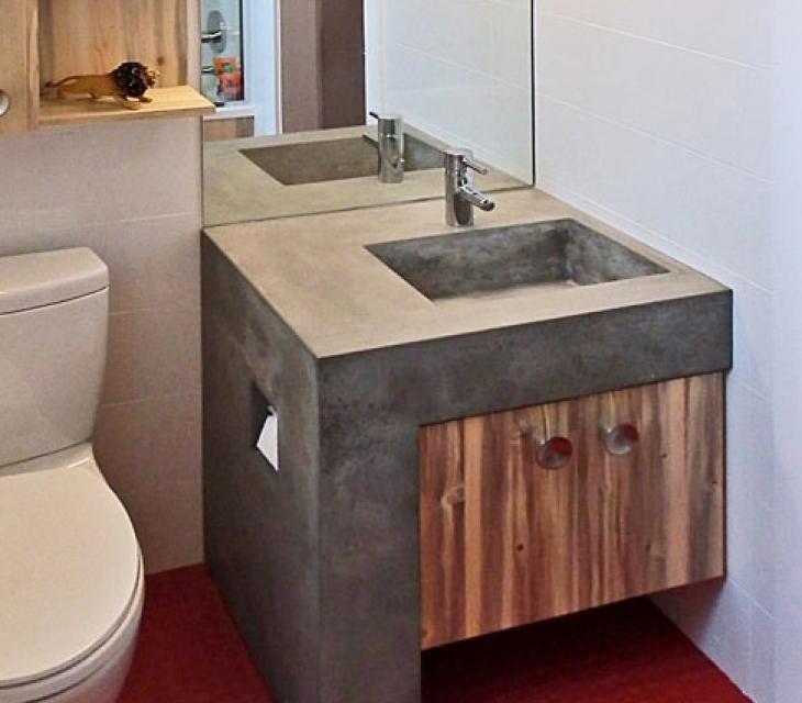 Child's Bathroom, Boulder