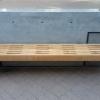 maple bench insitu