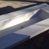 white trough